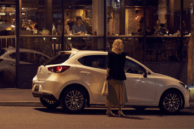 Mazda has revealed the refreshed 2020 Mazda 2, here early next year