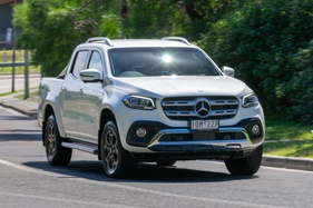 Why the future is uncertain for Mercedes' X-Class ute