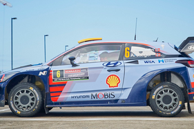 The World Rally Championship is going hybrid