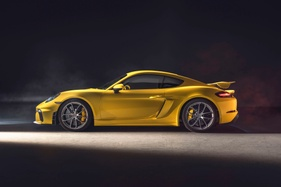 Revealed: New Porsche 718 Cayman and Boxster Spyder