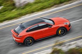 Porsche reveals restyled third-gen Cayenne Coupe