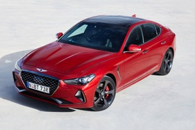 Review: The luxury sedan market has a new player, meet the Genesis G70