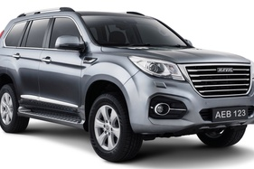 More safety and tech for Haval's best-selling SUV