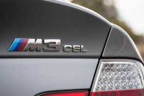 BMW M may well bring back the famous CSL badge back