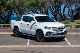 Tested: 2019 Mercedes-Benz X-Class X350d Ute