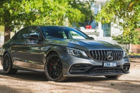 Review: Drive tests out the new V8 powered Mercedes-AMG C63 S