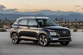 Hyundai reveals new entry-level SUV in New York