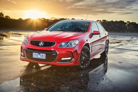 Major issues with the last run of the Holden Commodore according to Holden dealers