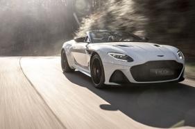 Aston Martin reveals DBS Superleggera Volante