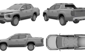 Mitsubishi appears to be readying a pumped-up Ford Ranger Raptor rival