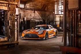 Revealed: The track ready Merc-AMG GT3 adds a naturally-aspirated 6.3L V8