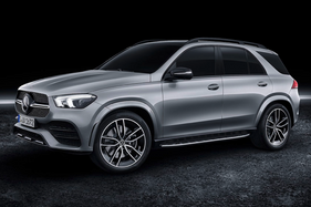 Mercedes introduces a range-topping model to the GLE line-up for the US