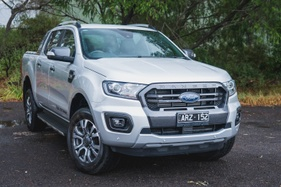 Can the 2019 Ford Ranger Wildtrak be the master of the worksite and the weekend?