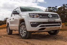 Recall: Seat wiring harness issue has forced 2017 Amarok back to dealerships