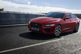 We drive Jaguar's latest compact luxury sedan