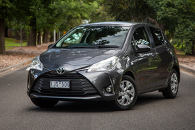 Recall: Trouble with the left-rear window on a batch of Toyota Yaris models