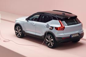 Volvo has revealed its first EV, the XC40 Recharge P8, and it's a powerhouse