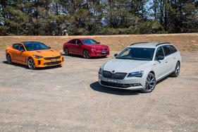 Here are the finalists and winner of the 2020 Drive Large Car of the Year