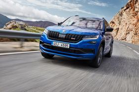 Skoda's first RS-badged SUV is on the way and we have all the details