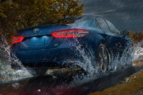 New all-wheel-drive Camry revealed, but it's not for Australia