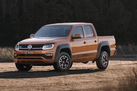 VW expands Amarok range, adding V6 manual and two more dual-cab options