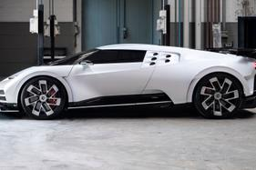 $13.1 million Bugatti Centodieci officially unveiled