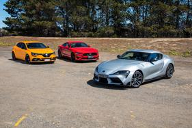 Here are the winners of the 2020 Sports Car Under $100k of the Year