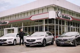 Holden: first car company to rent vehicles directly to the general public