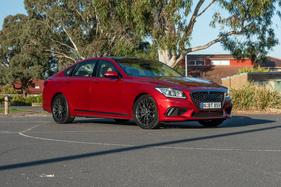 Preview: Check out Drive's contenders for Large Luxury Car of the Year
