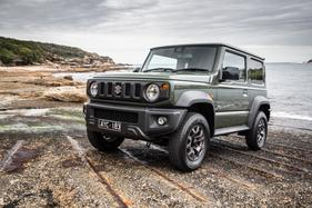 Review: How does the 2019 Suzuki Jimny manual fare in the urban jungle?