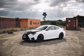 A hardcore Lexus isn't new, but the RC F Track Edition is worth looking forward to