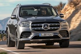 The new Mercedes GLS has been priced up for Australia, starting at $144,600