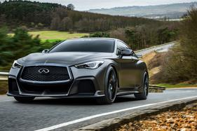 Race- inspired Infiniti Q60 Black S could still make production