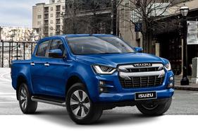 Isuzu has revealed its new 2020 D-Max ute with tougher looks and more tech