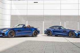 Pricing: Mercedes-AMG has given its GT hero a fresh look and more grunt