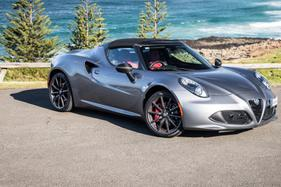 REVIEW: Driving Alfa Romeo's affordable supercar, the 4C Spider