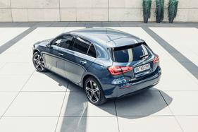 A pair of plug-in hybrids are coming. Mercedes-Benz A250e and B250e revealed