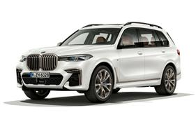 2020 BMW X7 twin-turbo v8 M50i here in Q4 with hefty $171,900 pricetag