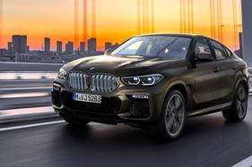 2020 BMW X6: Initial details revealed, including the top-spec V8 M50i model