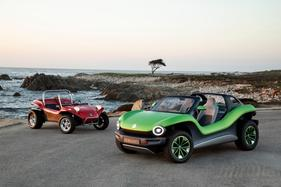 Volkswagen ID. Buggy: Is this buggy to be taken seriously, or is it all just fun?