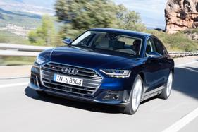 Audi's heroic new S8 performance limo has entered the arena