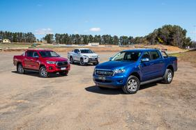 Here are the finalists and winner of the 2020 4x4 Dual Cab Ute of the Year