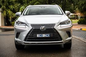 The 2019 Lexus NX300 Luxury is brimming with more goodies than ever