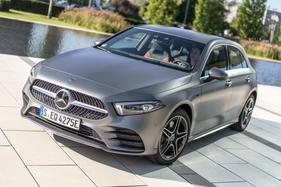 International drive: Merc's hybrid A-Class, the 2020 A250e
