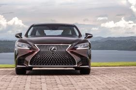 Lexus has launched a special birthday edition of its big LS limo in Oz