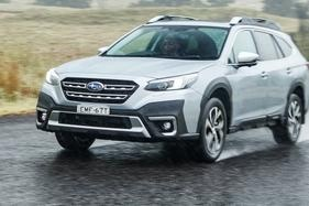 Subaru Outback topples Isuzu MU-X as both set segment records