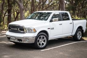 RAM 1500 EcoDiesel review: A full-size pick-up with a smaller footprint