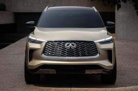 Infiniti has revealed an almost production ready QX60 update