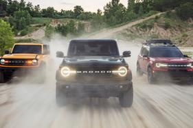 Ford has revealed revived Bronco, to rival the Jeep Wrangler