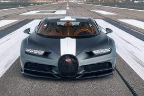 The 'Les Legendes du Ciel' honours early Bugatti race drivers